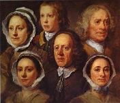 Hogarth's Servants