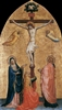 Crucifixion with the Virgin, John the Evangelist, and Mary Magdelene