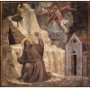 Scenes from of St Francis: Stigmatisation of Saint Francis