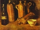 Still Life with Four Jugs